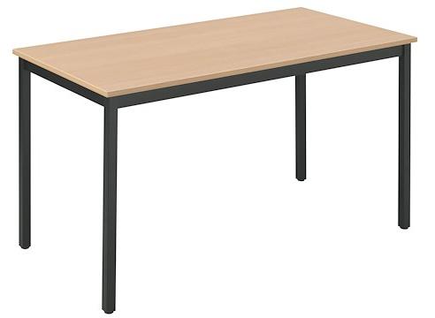 TABLE DE REUNION RECTANGULAIRE L.120XP60 CM