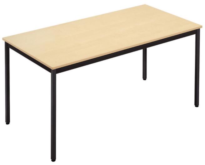 TABLE DE REUNION RECTANGULAIRE L.140XP70 CM
