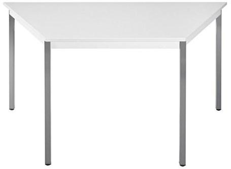 TABLE REUNION TRAPEZOIDALE L140XP70X70 CM