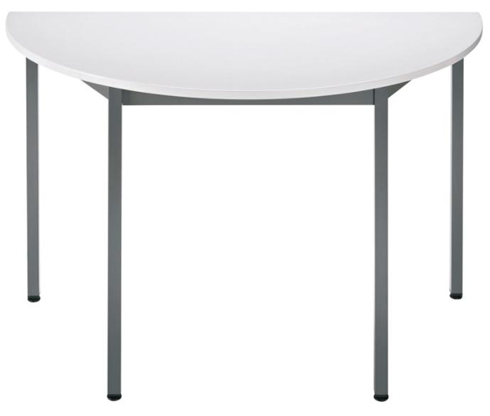 TABLE MODULAIRE DEMI LUNE 140