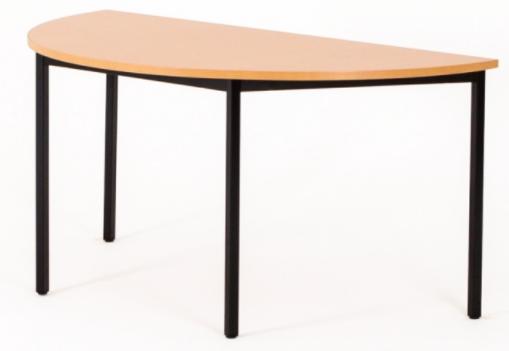 TABLE MODULAIRE DEMI LUNE 160