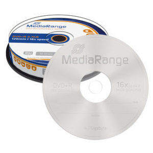SPINDLE 10 DVD-RW