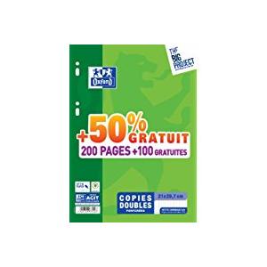 CD OXFORD A4 200+100 GRAT Q5/5