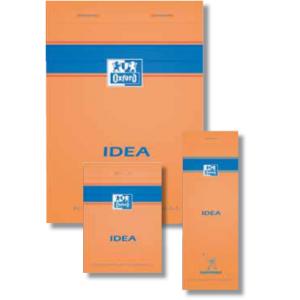 BLOC NOTE IDEA   210X297 5X5