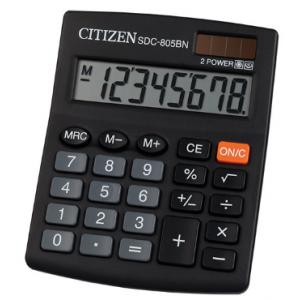 MAC TABLE CITIZEN 8 CHIFFRES SDC805BN