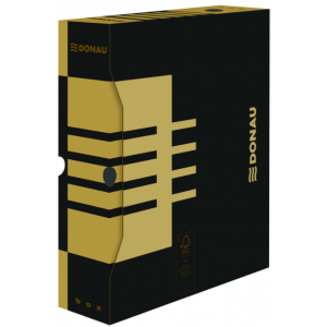 20 BOITES ARCHIVES ECOBOX DOS 80 MM