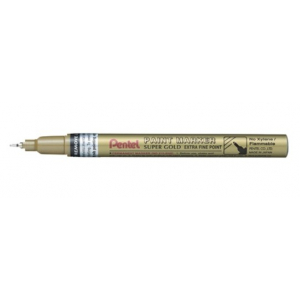 PAINT MARKER - MARQUEUR PEINTURE EXTRA FIN OR