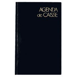 AGENDA CARRE 1 J/P  PERPETUEL CAISSE