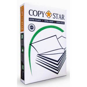 RAMETTE PAPIER 500 FEUILLES COPY STAR 80g A4