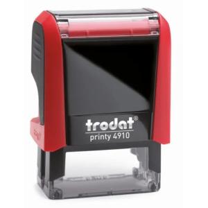TAMPON TRODAT PRINTY - BOITIER PLASTIQUE- 4910