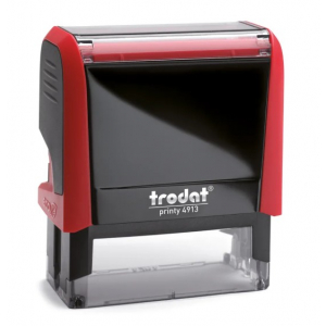 TAMPON TRODAT PRINTY - BOITIER PLASTIQUE - 4915