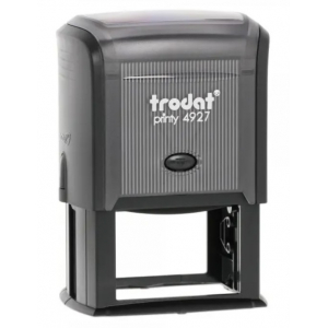 TAMPON TRODAT PRINTY - BOITIER PLASTIQUE- 4927