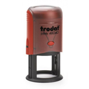 TAMPON TRODAT PRINTY - BOITIER PLASTIQUE - 46040