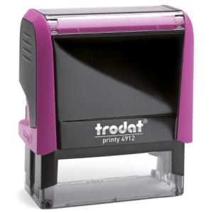 TAMPON TRODAT PRINTY - BOITIER PLASTIQUE - 4912