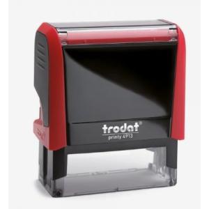 TAMPON TRODAT PRINTY - BOITIER PLASTIQUE - 4913